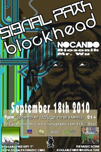 Signal Path & Blockhead @ Refuge