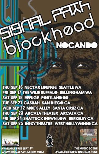 Signal Path & Blockhead @ The Wild Buffalo