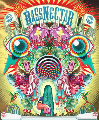 Bassnectar @ The Fillmore Miami Beach at The Jackie Gleason Theater