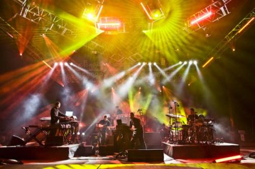 STS9 & MORE @ Red Rocks Ampitheatre (9/10)
