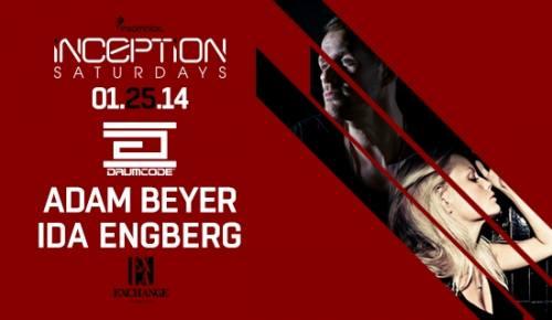 Inception with Adam Beyer & Ida Engberg at Exchange LA