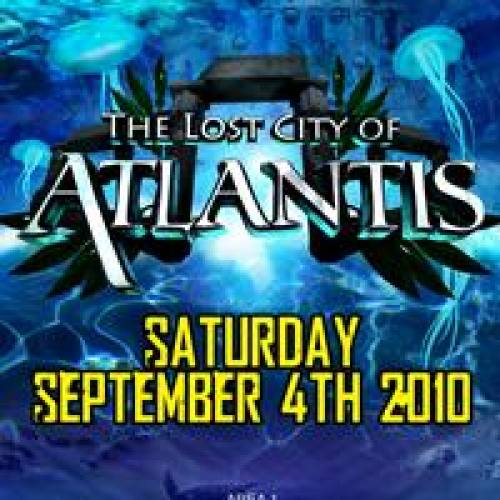 The Lost City of Atlantis 3rd Annual