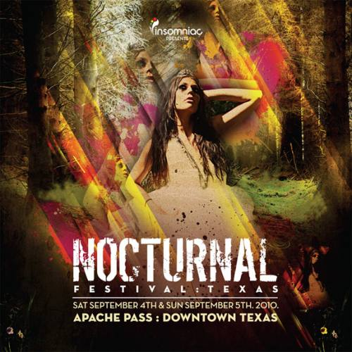 Nocturnal Festival - Texas