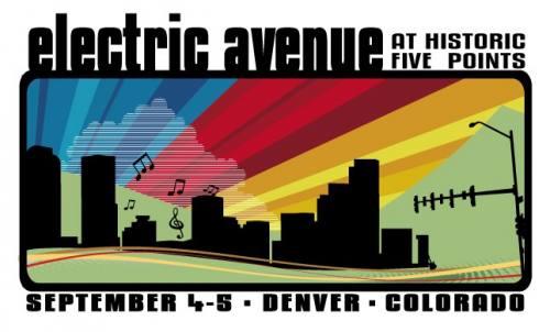 Electric Avenue Music & Arts Festival
