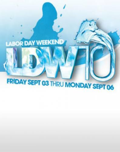 LDW10: Bad Boy Bill, Boris and Serge Devant @ Wet Republic