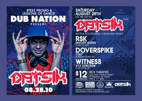 Datsik @ Rex Theater
