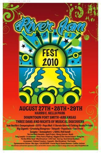 River Jam Fest 2010