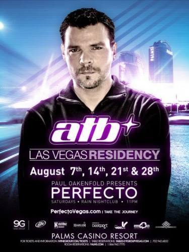 Perfecto Vegas ft. ATB (8/21)