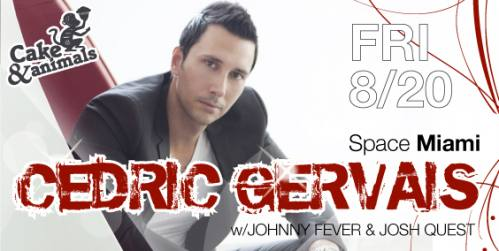 Cedric Gervais @ See Sound Lounge