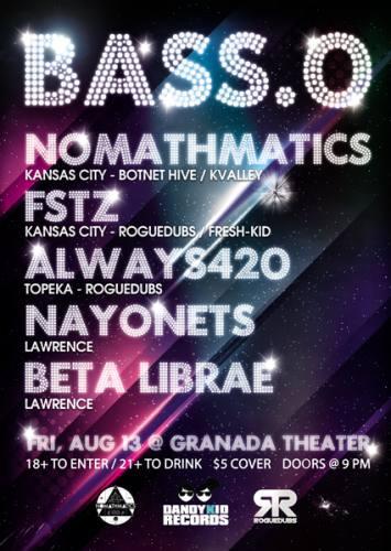 Bass.O Presents NoMathmatics