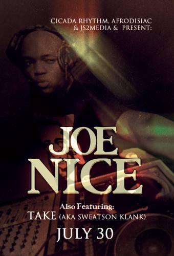 Joe Nice / Take / FSTZ / Always420
