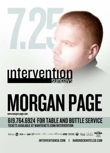 Morgan Page @ Intervention