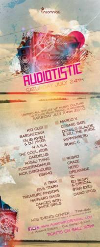 Audiotistic Festival