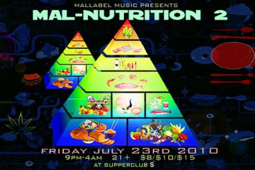 Mal-Nutrition 2 w the Bassist & Zeno
