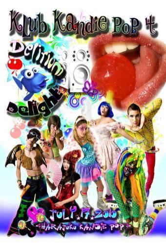 Klub Kandie Pop 4