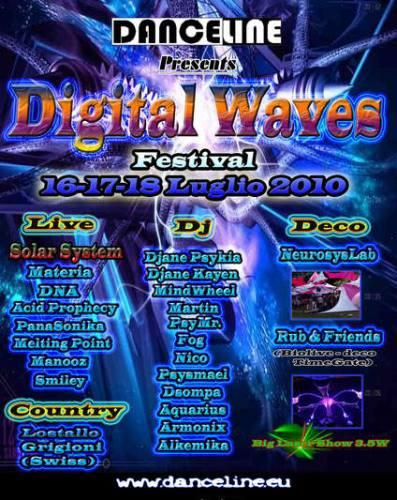 DIGITAL WAVES FESTIVAL