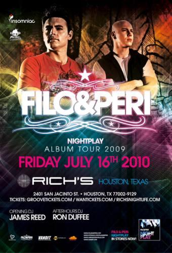 Filo & Peri @ Rich's