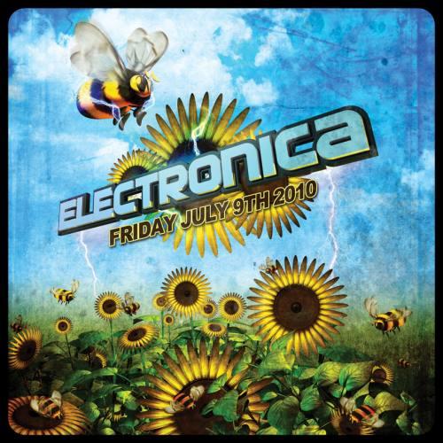 ELECTRONICA! Fri. July 9th, 2010