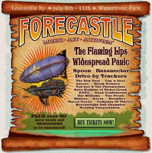 9th Annual Forecastle Festival