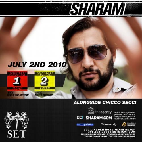 Sharam @ SET