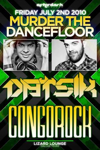 Murder The Dancefloor w/ DATSIK vs CONGOROCK
