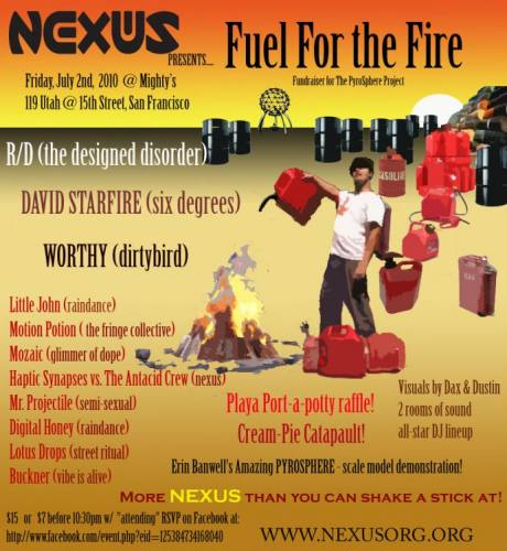Nexus presents Fuel For the Fire