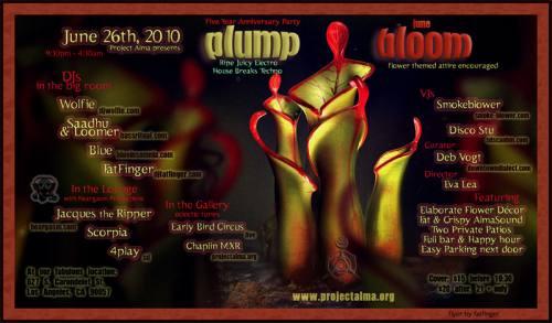 Plump presents June Bloom
