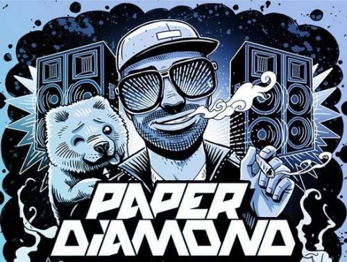 Midnight Voyage LIVE: Paper Diamond   LOUDPVCK   Manic Focus
