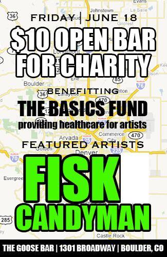 THE BASICS FUND TAKE OVER w/ FISK and CANDYMAN