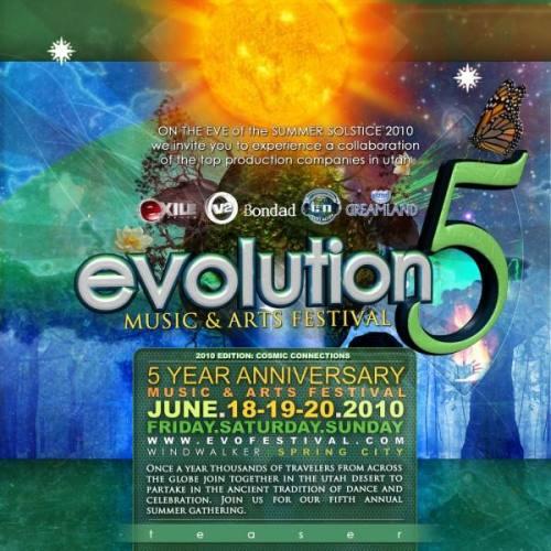 Evolution 5 - Music & Arts Festival