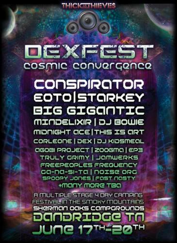 DEXFEST: Cosmic Convergence