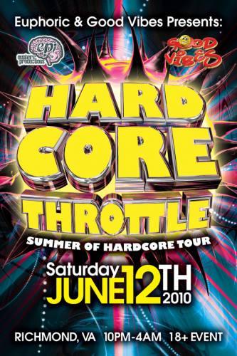 Hardcore Throttle - Richmond