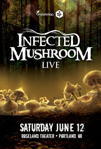 Infected Mushroom @ Roseland Theater