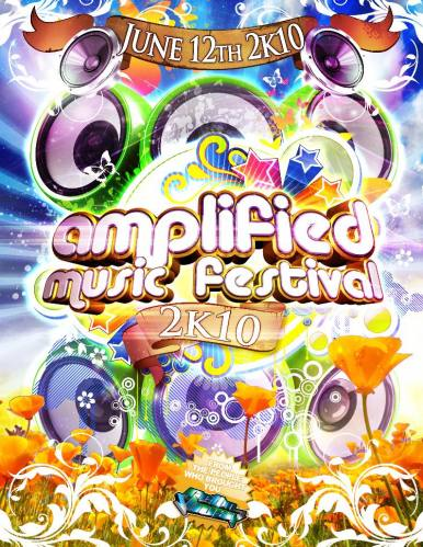 Amplified Music Festival 2010
