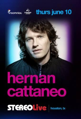 Hernan Cattaneo @ Stereo Live