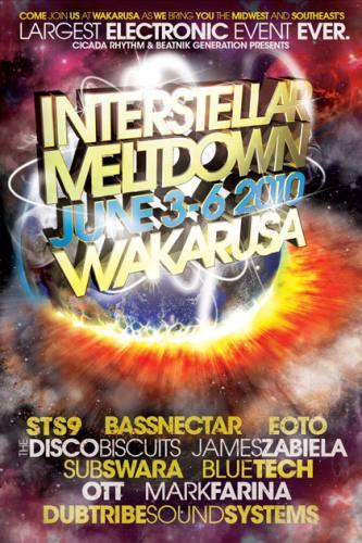 Interstellar Meltdown @ Wakarusa Festival