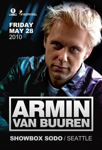 Armin van Buuren @ Showbox