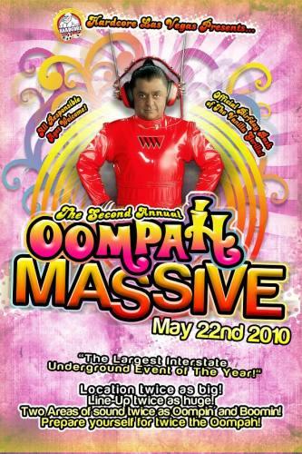 2nd Annual Las Vegas Oompah Massive