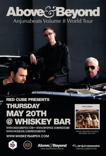 Above & Beyond @ Whiskey Bar