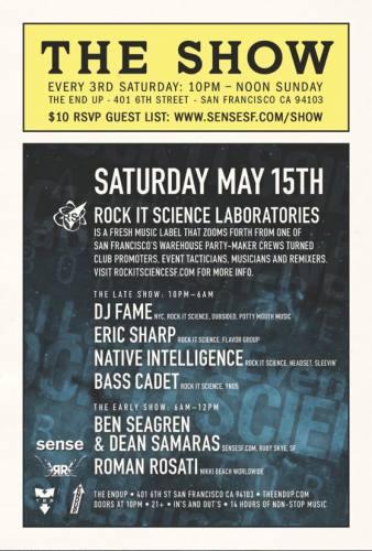 Rock It Science Laboratories Label Launch Event
