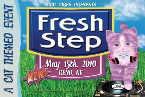 Viral Vibes presents: Fresh Step