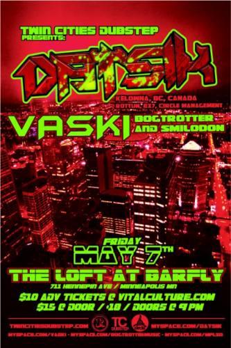 TC Dubstep presents Datsik @ The Loft
