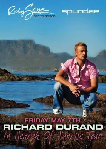 Richard Durand @ Ruby Skye