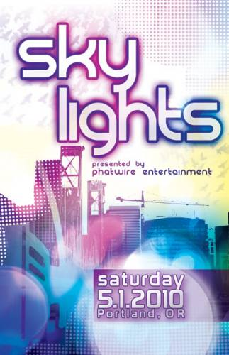 Phatwire presents Skylights