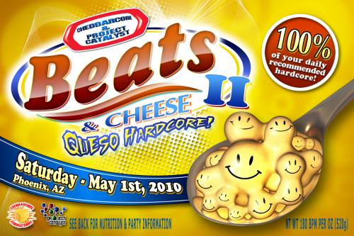 Beats & Cheese II - Queso Hardcore