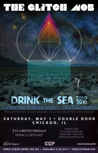 The Glitch Mob @ Double Door