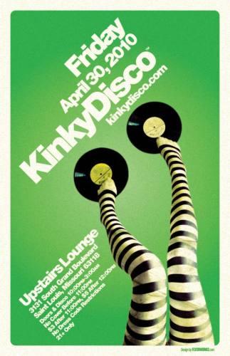 Kinky Disco - April 30, 2010