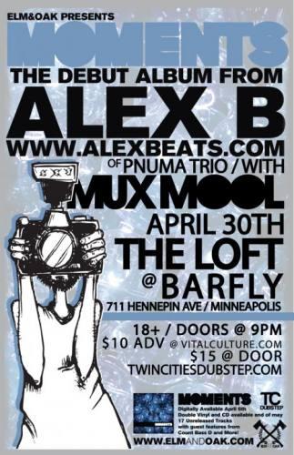 TC Dubstep Presents: Alex B & Mux Mool