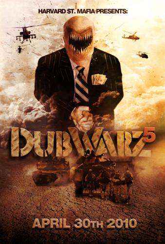 Dubwarz 5 :: DZ + Liquid Stranger + Propatingz