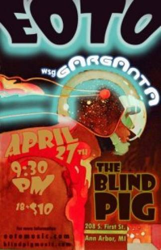 EOTO @ The Blind Pig
